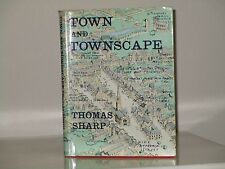 """""""Town and Townscape"""", Thomas Sharp, John Murray, 1968, hard covers"""