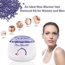 500ML Warmer Handle Pot Waxing Heater Hair Removal Machine Full Set Wax + Sticks