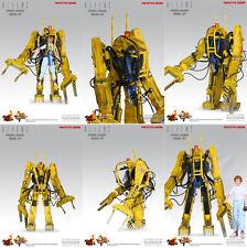 2008 Hot Toys MMS39 Aliens USCM Power Loader with Ellen Ripley NISB Canadian