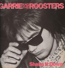 Garrie And The Roosters(Vinyl LP)Shake It Down-Surfin Bird-SURF 1007-UK-VG/NM