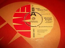 """MICHAEL ANGELO """" SALLY TAKES TWO """" 7"""" SINGLE DEMO 1978 EXCELLENT"""