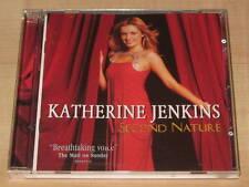 Katherine Jenkins - Second Nature (CD 2004). Ex Cond