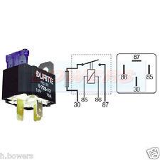 DURITE 0-726-24 MINI RELAY MAKE BREAK FUSED 15A AMP WITH BRACKET 24V VOLT