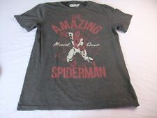 Vintage Old Navy Collectabilitees The Amazing Spider-Man Men's T-shirt Size M