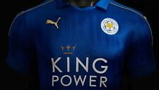 Leicester City PUMA Football Shirts (English Clubs)
