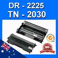 1x TN-2030 Toner + 1x DR-2225 Drum for Brother DCP-7055 HL-2135W Cartridge