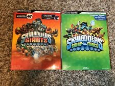 SKYLANDERS GIANTS & SWAP FORCE BRADYGAMES STRATEGY GUIDES SHIP QUICK & FREE!