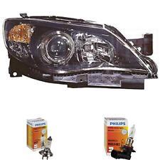 Scheinwerfer rechts für Subaru Impreza GR Bj. 09/07-11 H7+HB3 inkl. Lampen