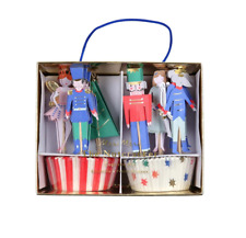 Meri Meri Nutcracker Cupcake Kit 5412