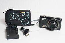 Olympus VR-330 Digitalkamera 12.5x Zoom 14MP kompakt