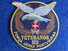 PORTUGAL PORTUGUESE AIR FORCE , VETERANS , MILITARY  PATCH
