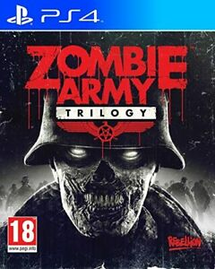 Zombie Army Trilogy PlayStation PS4