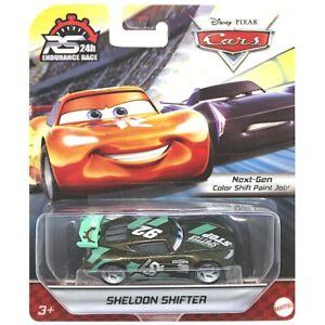 Disney Pixar Cars SHELDON SHIFTER 24th Endurance Car Color Shift