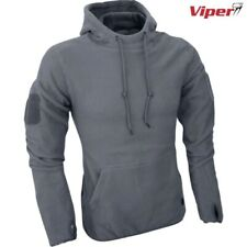 VIPER FLEECE HOODIE MENS S-3XL THERMAL TOP ARMY MTP VCAM CAMO TACTICAL SPORTS