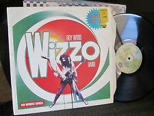ROY WOOD Wizzo Band New Improved Formula 1977 lp elo super active orig vinyl !!