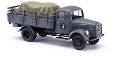 Busch 80081 - 1/87 / H0 Lkw L3000 A Mit Ladegut - Neu