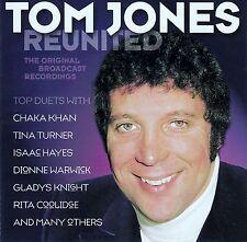 TOM JONES : REUNITED - THE ORIGINAL BROADCAST RECORDINGS / CD - TOP-ZUSTAND