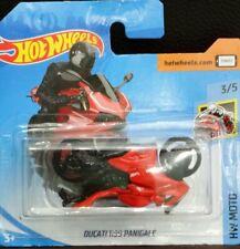 Hot wheels Ducati 1199 Panigale roja HW Moto 3/5 2018 132/365 FJX09-D5C6 ERROR