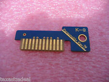 Snap On Scanner MT2500 MTG2500 Solus Ethos Modis Verus Personality Key K-9
