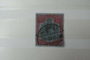 GB Stamp - Nyasaland - Small Collection - E16