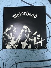 "Motorhead - Motorhead 7"" Blue  vinyl New Old Shop Stock"