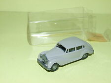 ROLLS ROYCE 51 Gris très clair  WIKING 838 HO 1/87