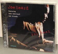 AudioQuest CD AQCD 1049: Joe Beard / Duke Robillard - For Real - USA 1998 SEALED