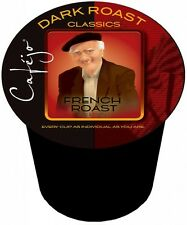 Cafejo French Roast Single Serve Cups (24 Cups -$0.59 per cup)