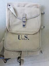US Army m28 haversack Combat Bag tempesta bagagli WWII wk2 Normandia Pacific USMC
