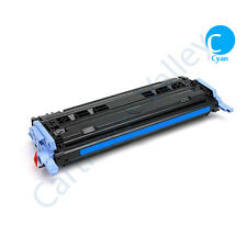 Compatible HP 124A Q6001A Cyan Toner Cartridge for 1600/2600 Color LaserJets