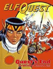 Quest's End (Elfquest Graphic Novel, Book 4) by Pini, Richard