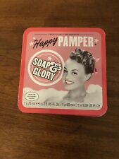 """Soap & Glory """"Happy Pamper"""" Gift Set-Righteous Butter 1.69oz & Clean On Me .75ml"""