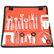 38 PCS Car Audio Stereo CD Player Removal Repair Tool Kits For Benz Spiffy Novel