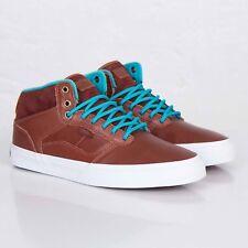 VANS Bedford (Boot) Brown/White OTW Casual Skate Shoes MEN'S 6.5 WOMEN'S 8