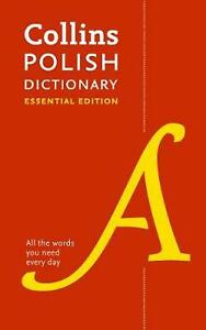 Polish Essential Dictionary: Bestselling Bilingual Dictionaries by Collins Dicti