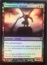 Persécuteur Abyssal VF PREMIUM / FOIL  - French Abyssal Persecutor - Magic mtg -