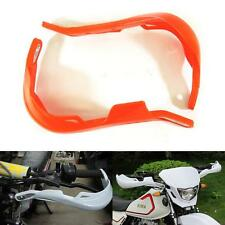 "KTM R SX EXC XC XCF SXF 65 85 105 250 350 450 525 7/8"" Orange Brush Hand Guards"
