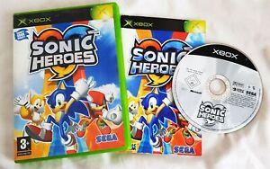 Original Xbox Game - Sonic Heroes - 5060004762309
