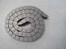 Catena in Plastica per Cavi 120 cm x 3,6 cm per macchina CNC USATO