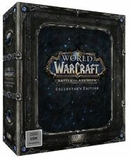 WoW World of Warcraft Battle for Azeroth Collectors Edition CE NEU & OVP %7c UNCUT