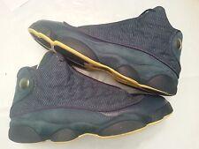 2013 Nike Air Jordan 13 XIII Retro Squadron Size 12. 414571-405 1 2 3 4 5 6