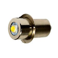 HQRP 3W LED Bulb for Bosch CFL180 FL10A FL11A FL11 Flashlight 2610920841