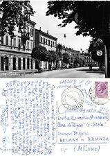 Gradisca - Piazza Unità ANNO 1961 (I-L 154)