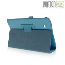 "Tablet Schutzhülle Tasche Case TÜRKIS [9.6"" Samsung Galaxy Tab E SM-T560/T561]"