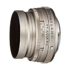 USED Pentax FA 43mm f/1.9 Limited Silver Excellent FREE SHIPPING