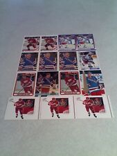 *****Joey Kocur / Kory Kocur*****  Lot of 50 cards.....19 DIFFERENT / Hockey