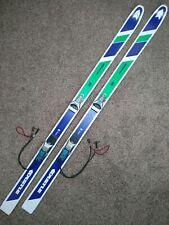 """Vintage Kastle Skis K41 Salomon S202 Bindings Design Rufer 63"""""""