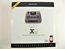 Escort Passport 8500 X50 Radar/Laser Detector Adjustable LED Display B20