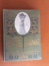 1911 The Uplift Speaker Special Edition by Frances Putnam