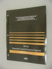 2000 Ford Bi-Fuel Powertrain Control / Emission Diagnosis Service Manual